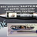 Stylo a personnaliser