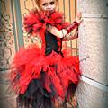 Costume chica vampiro