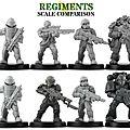 Space marines black ops (2ème partie et fin): la ghost division!