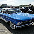 <b>Buick</b> <b>LeSabre</b> hardtop sedan-1960