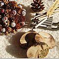 créations Marimerveille Noël au bois