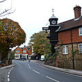 Ballades dans le Surrey