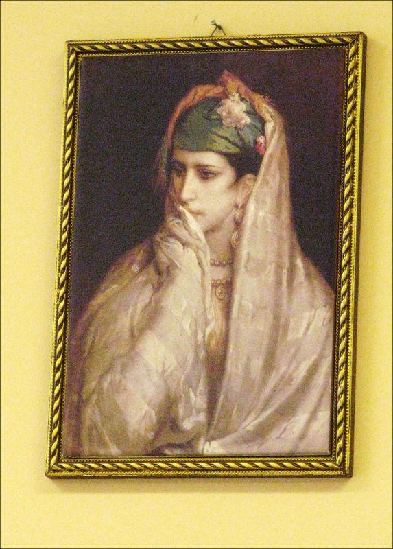 femme algerienne