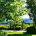 Gite le Paradis*** Pont en Royans Vercors - Gite 319100 - Bleu - Vue sur le Vercors