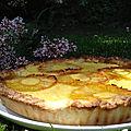 Tarte des îles ananas coco