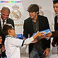 Cristiano Ronaldo Kaka Pepe