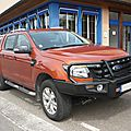 <b>FORD</b> <b>Ranger</b> Wildtrak 3.2 Double Cab Hardtop