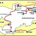 Moscou - Pékin - Istanbul : 8 pays, 25.000 km à travers l'Asie