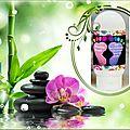 gel rafraichissant et déodorant pour les pieds (cosmétique home-made)