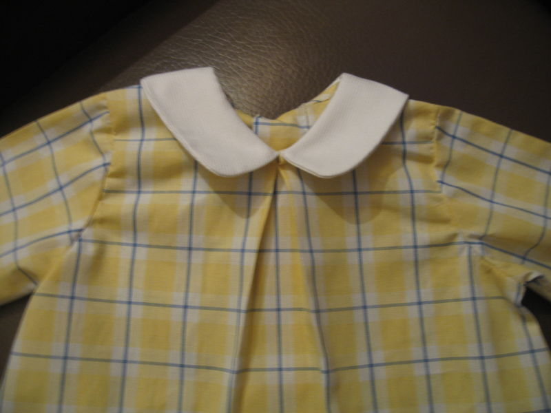Chemise col rond 1