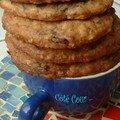 My perfect cookie quest # 10 : les fabuleux cookies de phoebe