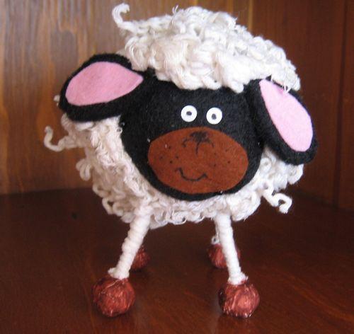 n°74 - Le mouton de Minou