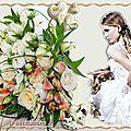 fond mariée
