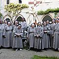 Des Clarisses belgo-<b>burundaises</b> « Hannut-Bujumbura » succéderont bientôt aux Carmélites du sanctuaire de Cornillon
