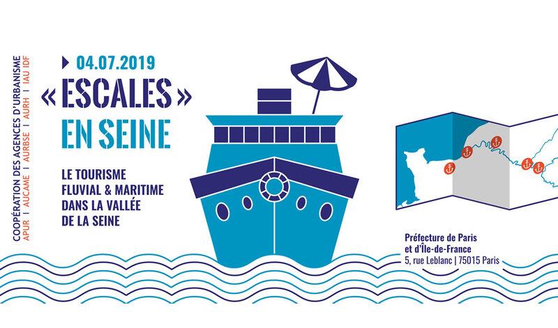 AXE SEINE: le clapotis sur l'eau préfiguratrice de la future autorité portuaire