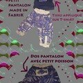 pantalon poisson...