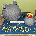 L'<b>Etoile</b> <b>Noire</b> Version Angry Birds - Star Wars
