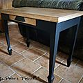 ★ RELOOKING TABLE CONSOLE ★