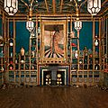 <b>Darren</b> Waterston recreates Peacock Room as a magnificent ruin at the Smithsonian's Sackler Gallery