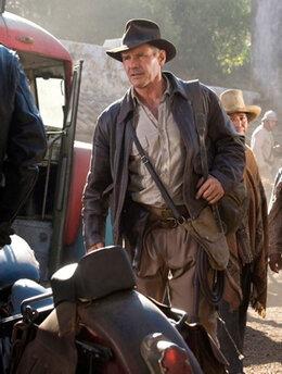 Indiana Jones archéologue