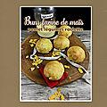 Buns farine de maïs, poulet, légumes & raclette