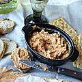 Paté de sardine à la desprogienne, le truc en plus de la rillette