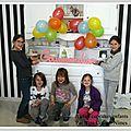 Un anniversaire a l'<b>atelier</b> des Gourmandises - Nîmes