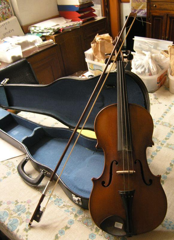 Le Violon de Martha