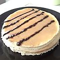 Mille-feuilles glacage caramel