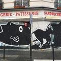 Zoo Project, rue de Charonne 20ème
