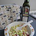 Salade de blé