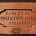 De Seze Montecloche à Villeny