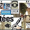 Dictées <b>Audio</b> Multimédia Autocorrectives