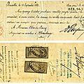 L'article 5 de la loi de finances du 29 juillet 1881