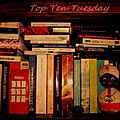 Top ten tuesday 11 septembre