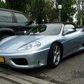 Ferrari <b>360</b> <b>Modena</b> spider 1999-2004