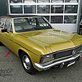Opel admiral b automatic 1972-1976