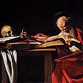 Les tableaux du Caravage à Rome (20/20). Liste des articles.
