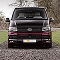 VW special edition campervan celebrating 10 years of Rolling Homes