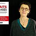 """""""Traits engagés Les dessinateurs de presse parlent de leur métier"""", Fabienne Desseux"""