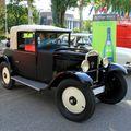 Peugeot type 190 S coupé de 1929 (Retrorencard juin 2010) 01