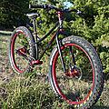Salamandre : à chacun son vélo ...