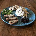 Recette du jour : tatziki de champignons frais