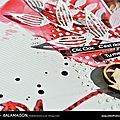 Equipe créa sokai // you // scrapbooking - loisirs créatif