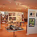 expo bibliothèque toussain 2012