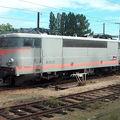 BB 9231, dépôt de St Pierre des Corps