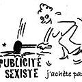 Sus a la publicite sexiste !
