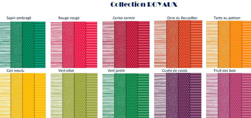 COLLECTION ROYAUX