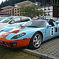 Ford gt gulf heritage edition 580 hp