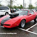 Pontiac firebird custom (1982-1992)(Rencard Burger King mai 2013) 01